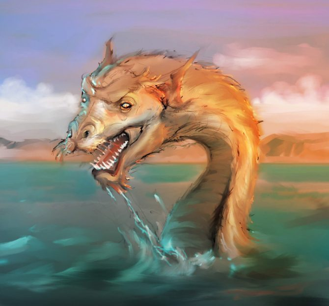 The Bear Lake Monster – Nessie of the Mormon Corridor